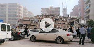 İzmir'de 6.6 büyüklüğünde deprem!