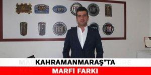 Kahramanmaraş'ta Marfi farkı