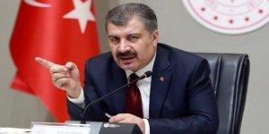 Bakan Fahrettin Koca'dan kritik uyarı