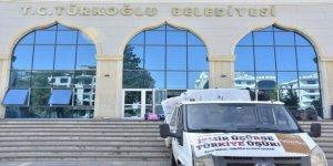 Türkoğlu Belediyesi, İzmir için tek yürek