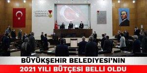 Kahramanmaraş Büyükşehir Belediyesi'nin 2021 yılı bütçesi belli oldu