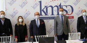 KMTSO ve KSÜ eğitime destek protokolü imzaladı