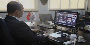 KMTSO Meclisi 2020 yılının son toplantısını yaptı