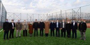 Başkan Güngör: Pazarcık'a yeni bir soluk getirecek