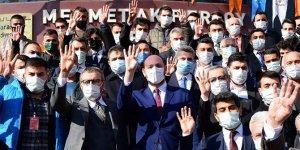 Kahramanmaraş AK Parti Gençlik Kolları 6. olağan kongresi yapıldı