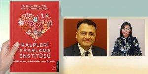 Yazar Tülüce ve Kahramanmaraş'lı Prof. Dr. Alper'den 'Kalpleri Ayarlama Enstitüsü' kitabı