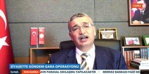 AK Parti'li Güvenç: CHP genel başkanının yaptığı bu açıklamayı kabul etmek mümkün değil