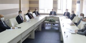 Kahramanmaraş'ta 2021 'Yunus Emre ve Türkçe Yılı' etkinlikleri toplantısı yapıldı