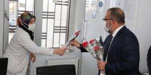Başkan Güven'den 8 Mart Kadınlar Günü mesajı