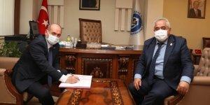 KİÜ ve AFAD arasında iş birliği protokolü imzalandı