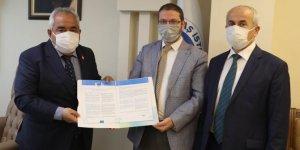 Kahramanmaraş İstiklal Üniversitesi'nin ECHE belgesi 2027 yılına kadar yenilendi