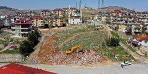 Büyükşehir'den Göksun'a yeni itfaiye binası