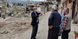 Başkan Okay: Dulkadiroğlu'nu ilmek ilmek işliyoruz