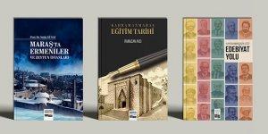 Kahramanmaraş şehir kitaplığına 3 yeni eser
