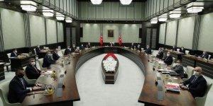 Bakanlar Kurulu Kabine Toplantısı sonuçları açıklandı!