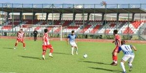 Elbistanspor: 2 Viranşehir Sanayispor: 1