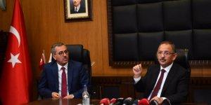 Mehmet Özhaseki: CHP'nin taş üstüne taş koymak gibi bir hünerleri yoktur