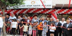 İstanbul'da Elbistanlılar-Der Kitap Kafe açıldı