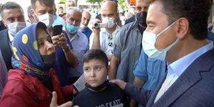 Kahramanmaraşlı anneden Babacan'a genç işsizliği isyanı