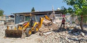 Germanicia'nın yeni kazı alanında hazırlıklar sürüyor