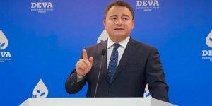 Ali Babacan: Seçimi kazanayım derken ülkeyi kaybetmemek lazım