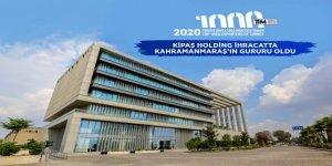 Kipaş Holding ihracatta Kahramanmaraş'ın gururu oldu