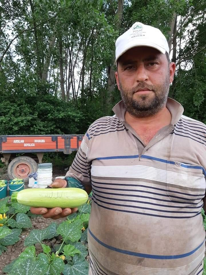 Bursalı çiftçiyi ağlatan görüntü