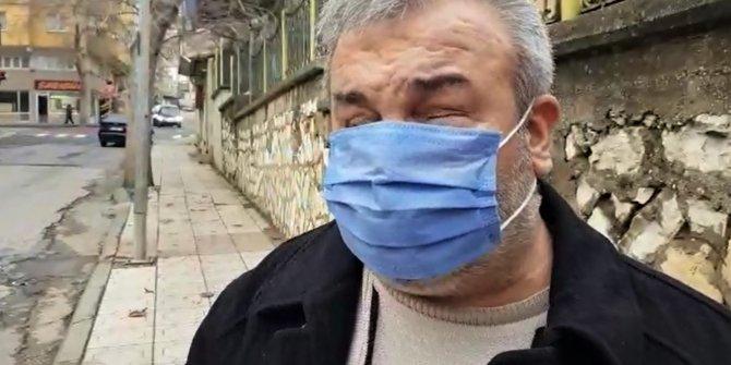 Kahramanmaraş'ta görme engelli yaşlı adam mazgala düştü