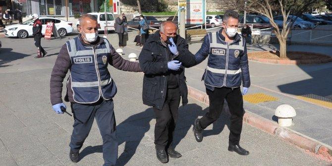 Kahramanmaraş'ta 62 yaşındaki hırsız asayiş timlerinden kaçamadı