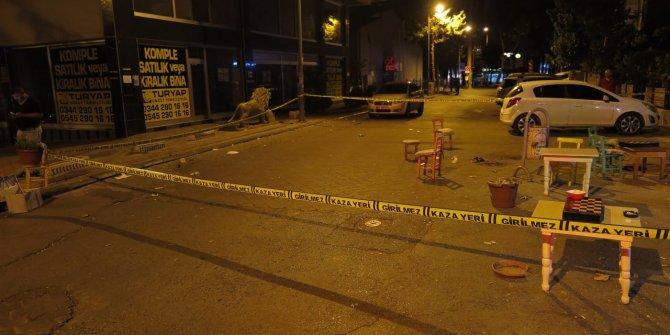 Kahramanmaraş'ta tartıştığı kişiyi bıçaklayarak öldürdü