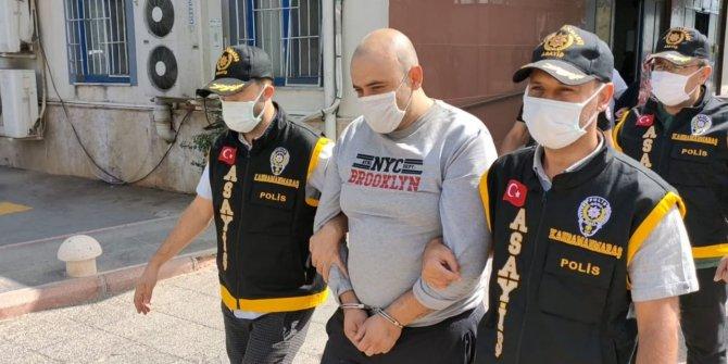 Kahramanmaraş'ta suç makinesi polisin dikkatinden kaçamadı