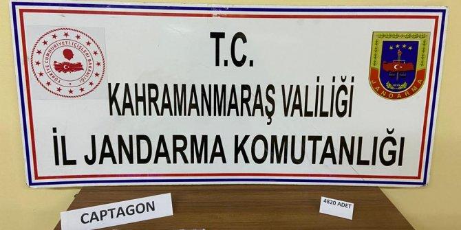 Kahramanmaraş'ta jandarma ekipleri uyuşturucuya geçit vermiyor