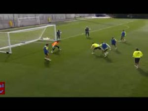 Benzema'nın içinden Maradona çıktı!