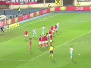 Hakan Çalhanoğlu muhteşem frikik golü