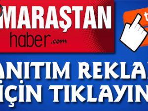 Marastanhaber.com tanıtım reklamı