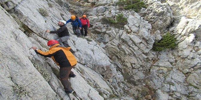 Kahramanmaraş dağcıların gözdesi oldu